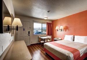 Motel 6 Wells, Отели  Wells - big - 21
