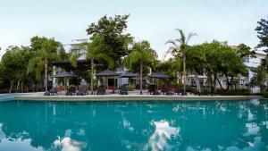 Deluxe Apartment Riviera Maya Tao Residential (Inside Bahía Principe), Appartamenti  Akumal - big - 41