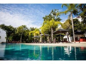 Deluxe Apartment Riviera Maya Tao Residential (Inside Bahía Principe), Appartamenti  Akumal - big - 48