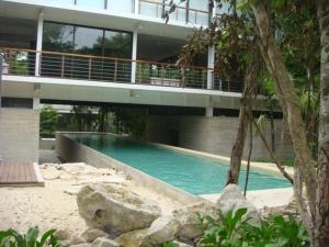 Deluxe Apartment Riviera Maya Tao Residential (Inside Bahía Principe), Appartamenti  Akumal - big - 49