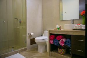 Deluxe Apartment Riviera Maya Tao Residential (Inside Bahía Principe), Appartamenti  Akumal - big - 52