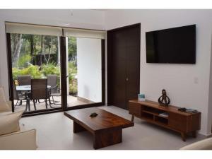 Deluxe Apartment Riviera Maya Tao Residential (Inside Bahía Principe), Appartamenti  Akumal - big - 55