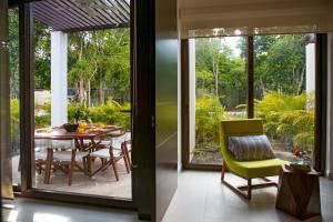 Deluxe Apartment Riviera Maya Tao Residential (Inside Bahía Principe), Appartamenti  Akumal - big - 57