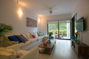 Deluxe Apartment Riviera Maya Tao Residential (Inside Bahía Principe), Appartamenti  Akumal - big - 60