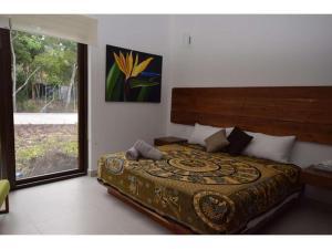 Deluxe Apartment Riviera Maya Tao Residential (Inside Bahía Principe), Appartamenti  Akumal - big - 62