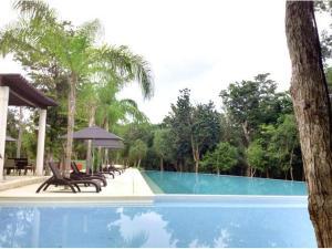 Deluxe Apartment Riviera Maya Tao Residential (Inside Bahía Principe), Appartamenti  Akumal - big - 64