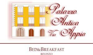 Palazzo Antica Via Appia, Bed & Breakfasts  Bitonto - big - 28