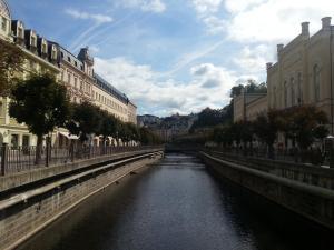 Valencia, Appartamenti  Karlovy Vary - big - 95