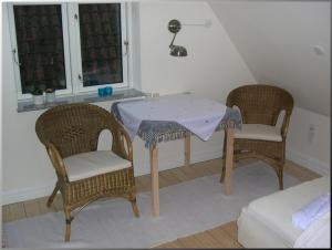 Double or Twin Room with Shared Bathroom Klosterpensionen