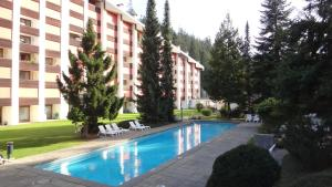Rancho Hotel - Apartment - Laax