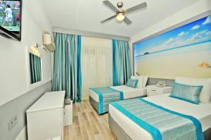 Blue Palace Apart Hotel, Apartmánové hotely  Marmaris - big - 4