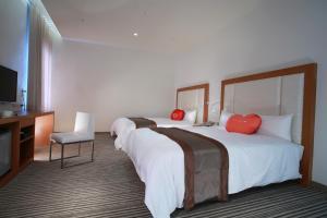 Yoai Hotel, Hotel  Città di Yilan - big - 4