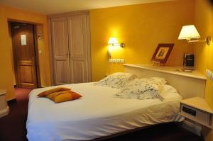 Hôtel Du Herrenstein, Hotely  Neuwiller-lès-Saverne - big - 38