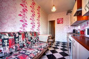 Apartment at Prospekt Bolshevikov, Ferienwohnungen  Sankt Petersburg - big - 22