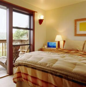 Middle Beach Lodge, Chaty v prírode  Tofino - big - 8