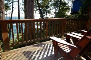 Middle Beach Lodge, Chaty v prírode  Tofino - big - 6