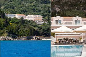 Odysseus Hotel - Paleokastritsa