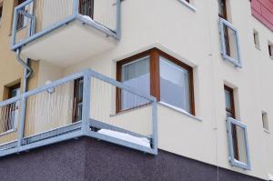Apartment Klínovec, Апартаменты  Лоучна-под-Клиновцем - big - 5