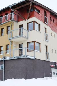 Apartment Klínovec, Апартаменты  Лоучна-под-Клиновцем - big - 7