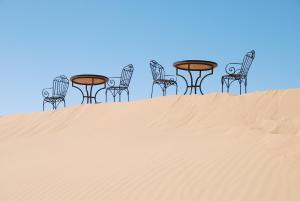 Auberge De Charme Les Dunes D´Or, Ostelli  Merzouga - big - 37