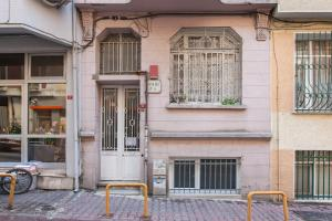 EV Apartments | Cihangir, Apartmanok  Isztambul - big - 10