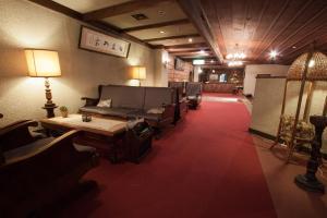 Akakura Onsen Hotel Korakuso, Ryokany  Myoko - big - 13