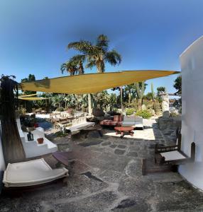 Villa Ravino Aparthotel, Apartmanhotelek  Ischia - big - 126