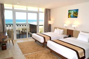Centara Sandy Beach Resort Danang, Rezorty  Danang - big - 48