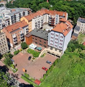 Hotel-Restauracja Spichlerz, Szállodák  Stargard - big - 79