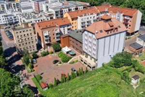 Hotel-Restauracja Spichlerz, Szállodák  Stargard - big - 80