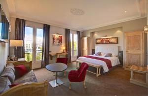 Hotel Du Midi Montparnasse hotel,  Paris, France. The photo picture quality can be variable. We apologize if the quality is of an unacceptable level.