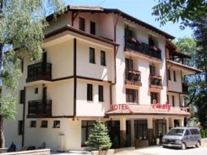 Family Hotel Emaly 2, Hotels - Saparewa Banja