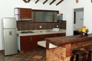 VillaBB, Apartmanhotelek  Villa de Leyva - big - 7