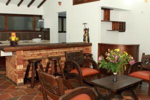 VillaBB, Apartmanhotelek  Villa de Leyva - big - 15