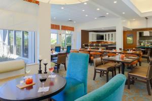 Hilton Garden Inn Nanuet, Отели  Нанует - big - 34