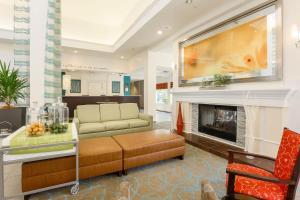 Hilton Garden Inn Nanuet, Отели  Нанует - big - 31