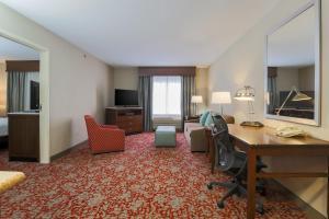 Hilton Garden Inn Nanuet, Отели  Нанует - big - 25