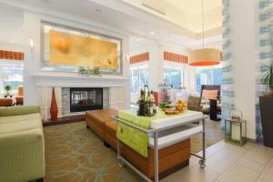 Hilton Garden Inn Nanuet, Отели  Нанует - big - 24