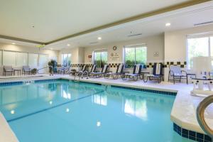 Hilton Garden Inn Nanuet, Отели  Нанует - big - 19