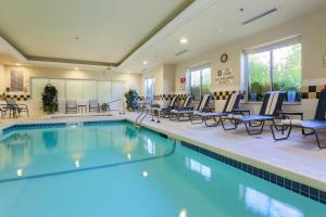 Hilton Garden Inn Nanuet, Отели  Нанует - big - 18