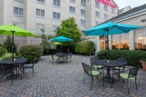 Hilton Garden Inn Nanuet, Отели  Нанует - big - 17