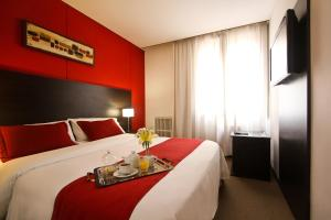 Standard Double Room Majestic Hotel Rosario