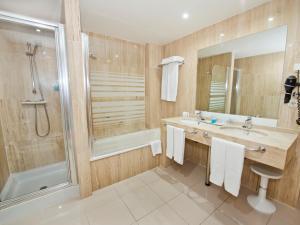 Bahía Tropical, Hotels  Almuí±écar - big - 32