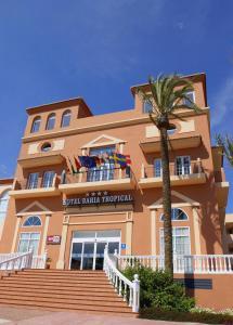 Bahía Tropical, Hotels  Almuí±écar - big - 35