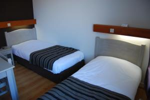 Hôtel Caudron, Hotely  Rue - big - 44