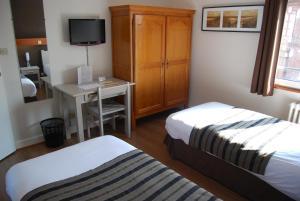 Hôtel Caudron, Hotely  Rue - big - 47
