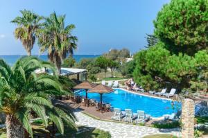 Alkyoni Beach Hotel, Hotely  Naxos Chora - big - 103