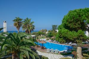 Alkyoni Beach Hotel, Hotely  Naxos Chora - big - 1