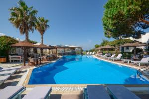 Alkyoni Beach Hotel, Hotely  Naxos Chora - big - 101