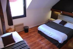 Hôtel Caudron, Hotely  Rue - big - 24